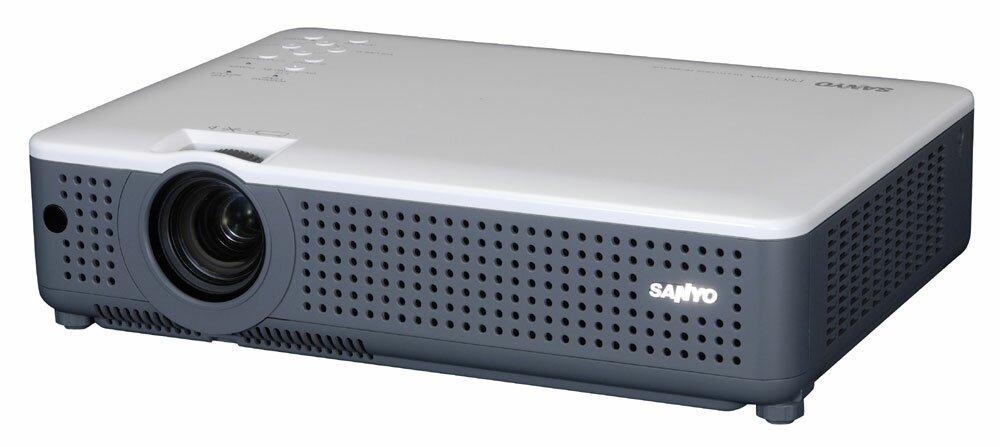 Аренда проектора Sanyo PLC-XU78