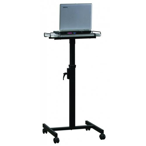 Столик для проектора, ноутбука, микшера.